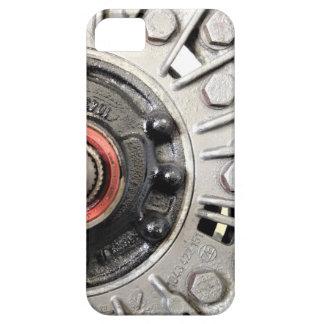 Capa Para iPhone 5 Rebites de prata do metal