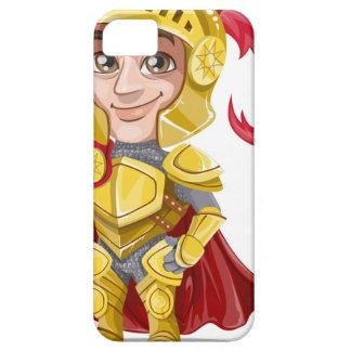 Capa Para iPhone 5 Rei príncipe Armadura