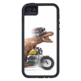 Capa Para iPhone 5 Rex dos motocicleta-tiranossauros-t do rex de T -