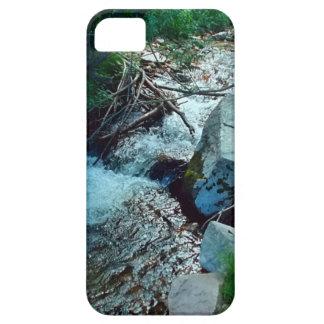 Capa Para iPhone 5 Rio selvagem da floresta