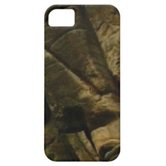 Capa Para iPhone 5 rochas cinzentas do burburinho