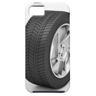 Capa Para iPhone 5 Roda de carro