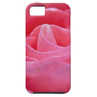 Capa Para iPhone 5 Rosa Unfurling do rosa