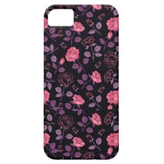 Capa Para iPhone 5 Rosas elegantes