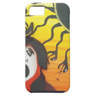 Capa Para iPhone 5 Sacrifício ao deus de cobra solar