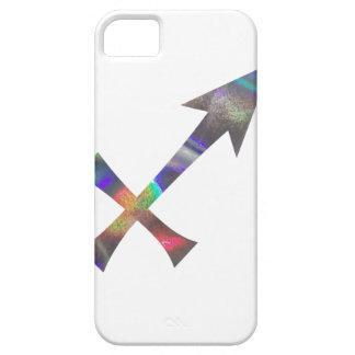 Capa Para iPhone 5 Sagitário do holograma