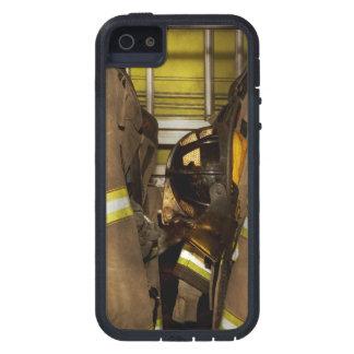 Capa Para iPhone 5 Sapador-bombeiro - engrenagem do depósito