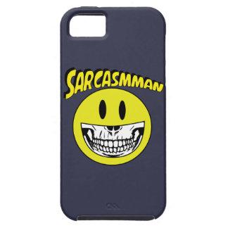 Capa Para iPhone 5 Sarcasmman