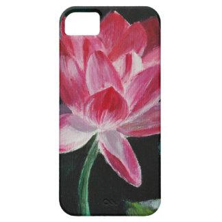 Capa Para iPhone 5 SE do iPhone de Lotus + iPhone 5/5S, mal lá