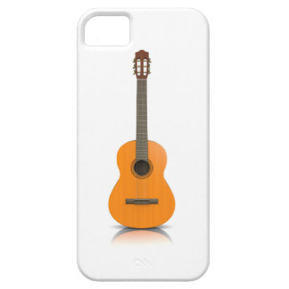 Capa Para iPhone 5 SE do iPhone + guitarra clássica do caso do iPhone