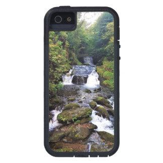 Capa Para iPhone 5 SE do iPhone + iPhone 5/5S com imagem da cachoeira