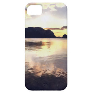 Capa Para iPhone 5 Seascape de Icmeler