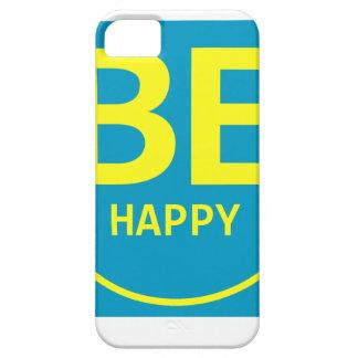 Capa Para iPhone 5 Seja sorriso feliz