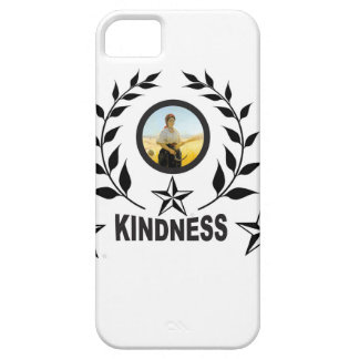Capa Para iPhone 5 selo preto da bondade