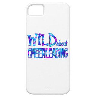 Capa Para iPhone 5 Selvagem sobre Cheerleading