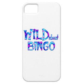 Capa Para iPhone 5 Selvagem sobre o Bingo