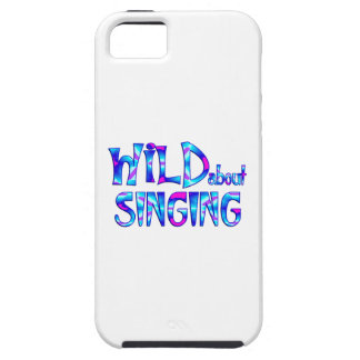 Capa Para iPhone 5 Selvagem sobre o canto