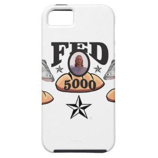Capa Para iPhone 5 senhor 5000 alimentado