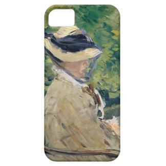 Capa Para iPhone 5 Senhora Manet (Suzanne Leenhoff, 1830-1906)