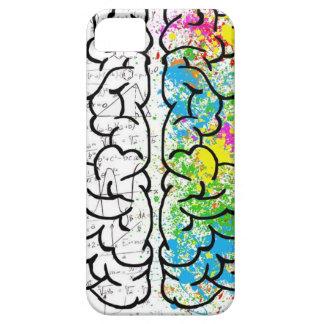Capa Para iPhone 5 série do cérebro