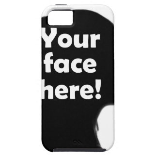Capa Para iPhone 5 seu-cara-aqui-cópia