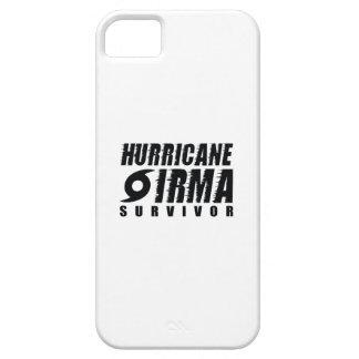 Capa Para iPhone 5 Sobrevivente de Irma do furacão