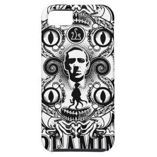 Capa Para iPhone 5 Sonhos de Lovecraftian