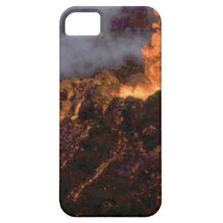 Capa Para iPhone 5 Splatter e fluxo da lava