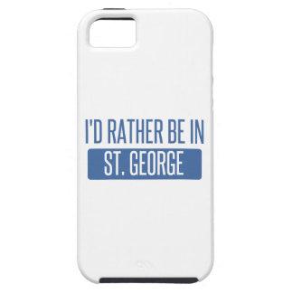 Capa Para iPhone 5 St George