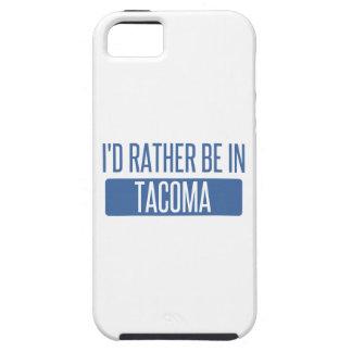 Capa Para iPhone 5 Tacoma