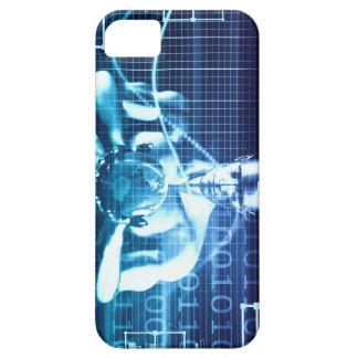Capa Para iPhone 5 Tecnologias integradas em um conceito nivelado