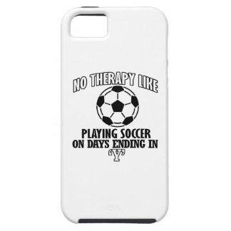 Capa Para iPhone 5 Tendendo o design legal do futebol