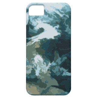 Capa Para iPhone 5 Terra pintada
