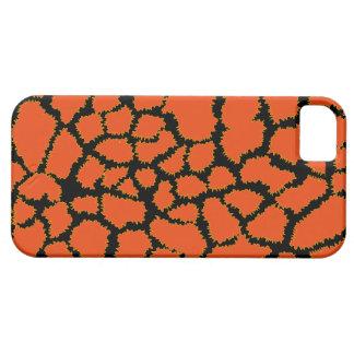 Capa Para iPhone 5 Teste padrão da pele do girafa mim estilo nenhuns