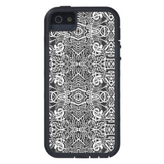 Capa Para iPhone 5 Teste padrão do labirinto