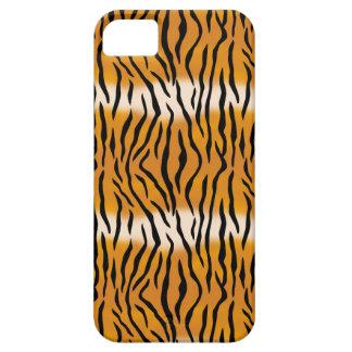 Capa Para iPhone 5 Teste padrão do tigre