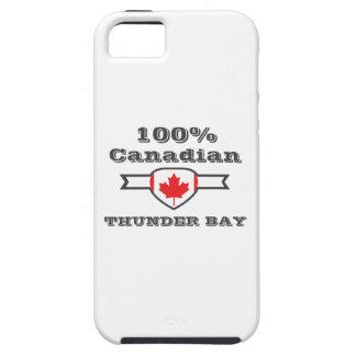 Capa Para iPhone 5 Thunder Bay 100%