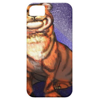 Capa Para iPhone 5 Tigre