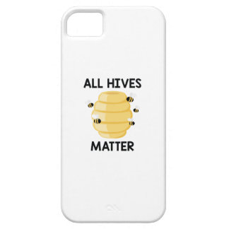 Capa Para iPhone 5 Toda a matéria das colmeia