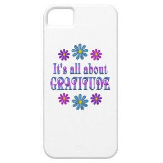 CAPA PARA iPhone 5 TODA SOBRE A GRATITUDE