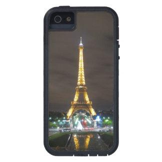 Capa Para iPhone 5 Torre Eiffel na noite, Paris