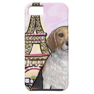 Capa Para iPhone 5 torre Eiffel Paris do lebreiro