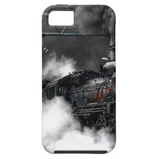 Capa Para iPhone 5 Trem do vapor