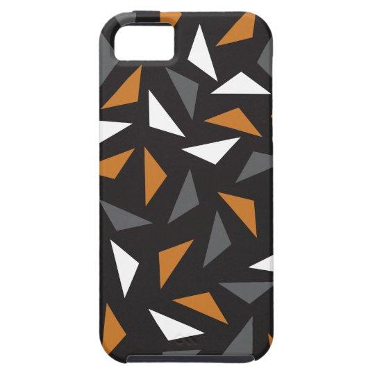 Capa Para iPhone 5 Triângulos animados