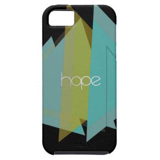 Capa Para iPhone 5 Triângulos da esperança
