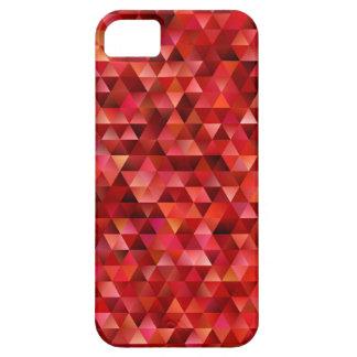 Capa Para iPhone 5 Triângulos sangrentos