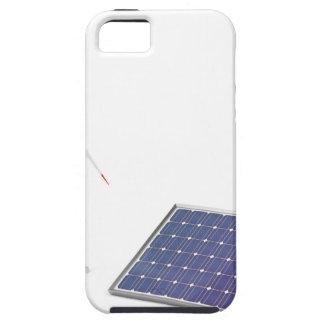 Capa Para iPhone 5 Turbina eólica e painel solar