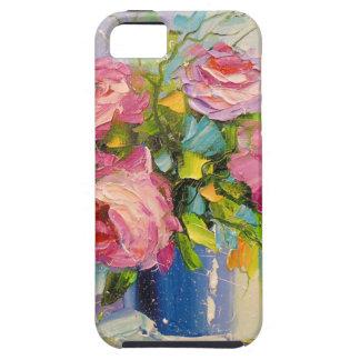 Capa Para iPhone 5 Um buquê dos rosas