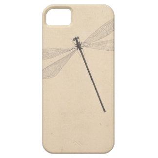 Capa Para iPhone 5 Uma libélula, por Nicolaas Struyk, cedo 18o C.