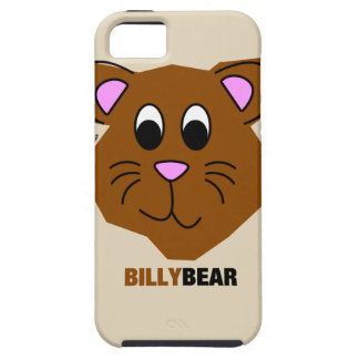 Capa Para iPhone 5 Urso de Billy - cobrir do iPhone 6